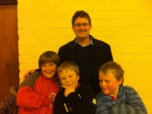 Table Quiz 2011 Winners