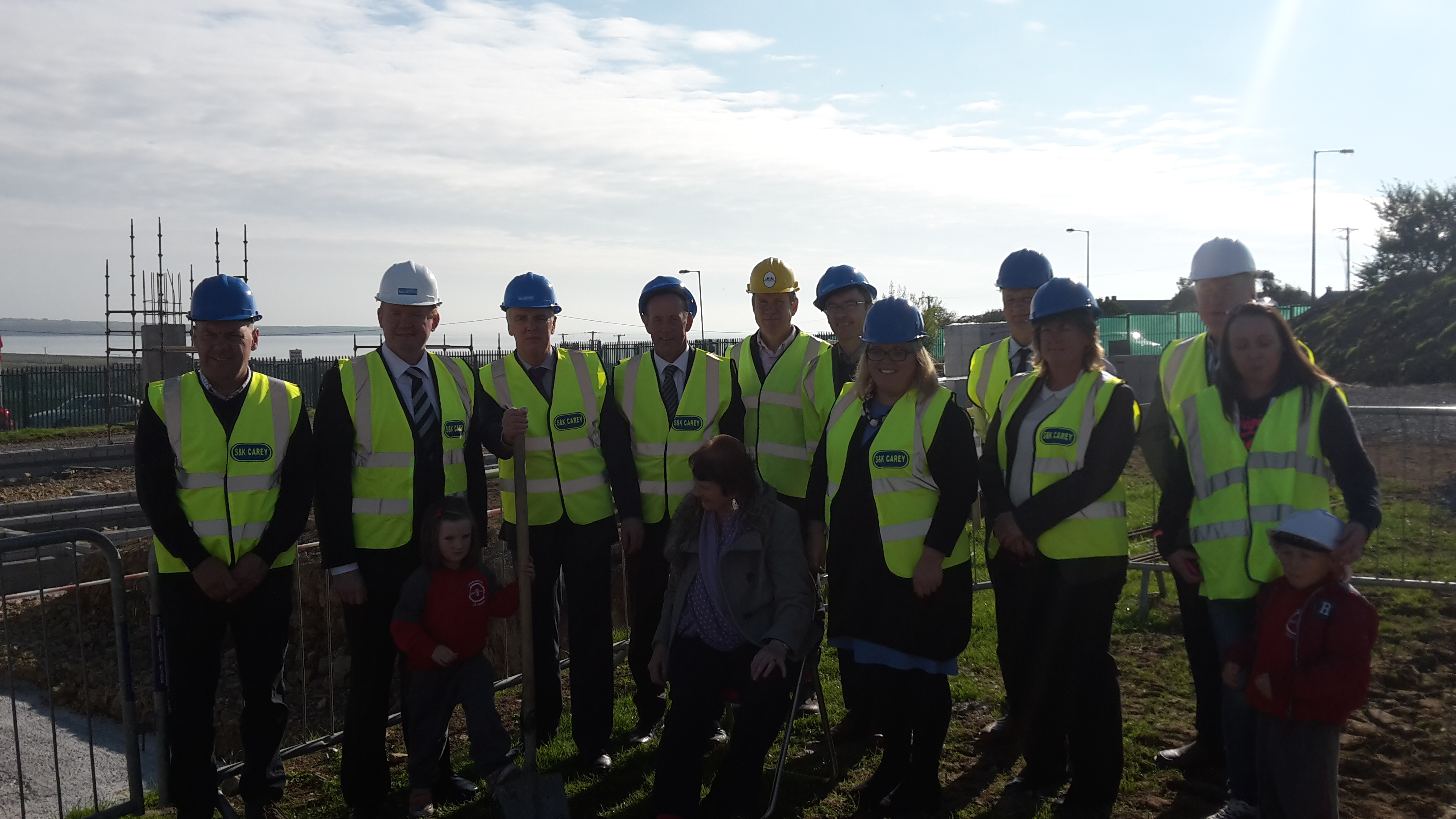 Turning of the Sod 2015